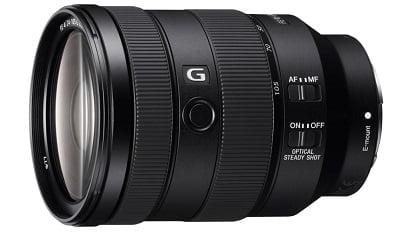 Sony - FE 24-105mm F4 G OSS