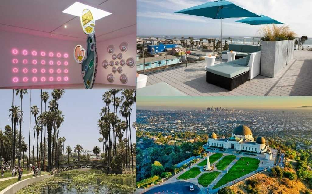 Top 7 Great Places for Photography in Los Angeles