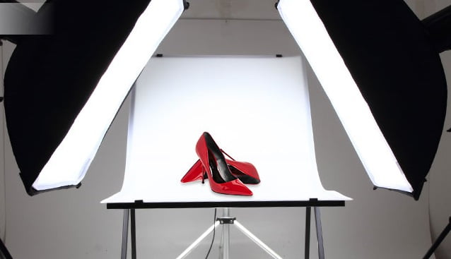 Tips for Shoe Photography