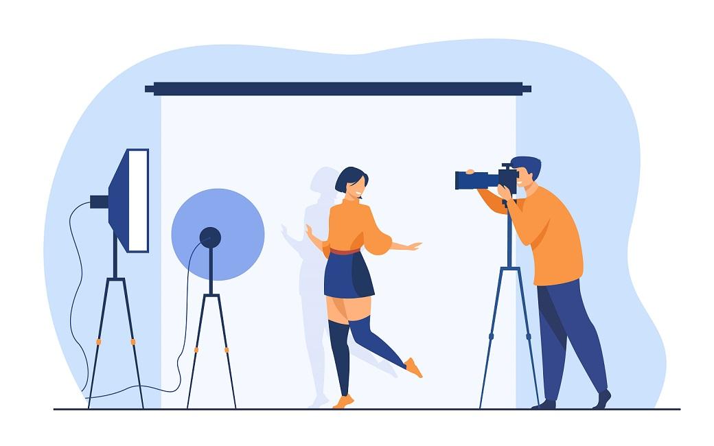 How to build Photography Studio